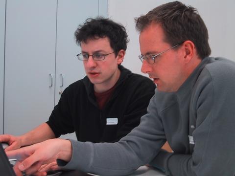 Pascal Habegger and Bernhard Bühlmann