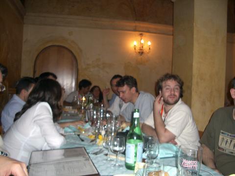 Dinner in Zairo